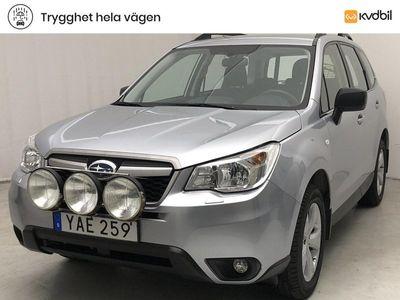 begagnad Subaru Forester 2.0D (147hk)