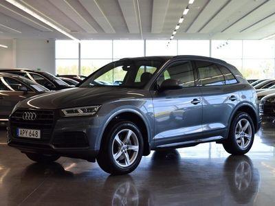 begagnad Audi Q5 2.0 TDI 190 HK SPORT Q S TRONIC