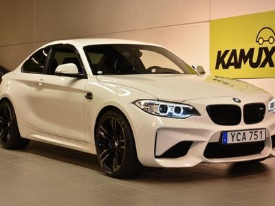 begagnad BMW M2 Navi Backkamera Elstolar helljusassistans