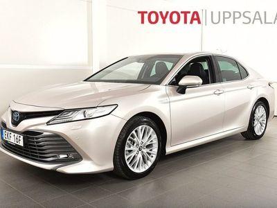 begagnad Toyota Camry Hybrid 2,5 Elhybrid Executive