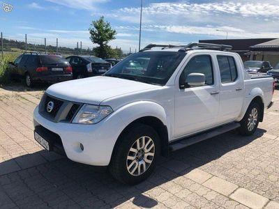 begagnad Nissan Navara 2.5DCI AUT 4WD NAVI TAKLUCKA 2- -15