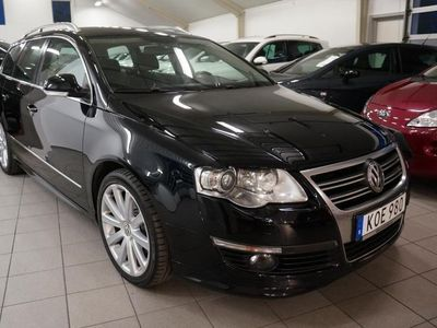 begagnad VW Passat 2,0 TDi R-Line DSG Kombi 2010, Kombi 105 000 kr