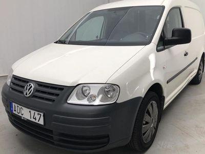 begagnad VW Caddy 2.0 Ecofuel Maxi Skåp