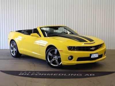 used Chevrolet Camaro SS Convertible 6.2 V8 Automa -12