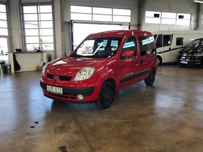 begagnad Renault Kangoo 5-sits Passenger 1.6 Drag