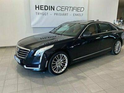 begagnad Cadillac CT6 3.0 V6 AWD Hydra-Matic 2018, Sedan Pris 499 500 kr
