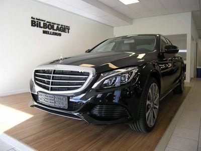 begagnad Mercedes C220 d 4MATIC Sedan / SE Editi -16