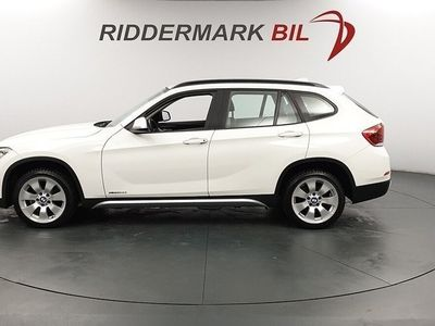 begagnad BMW X1 xDrive18d X Line Navi Skinn Drag
