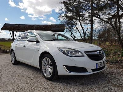 begagnad Opel Insignia Sports Tourer 2.0 CDTI 4x4 Automat Euro 6 170hk