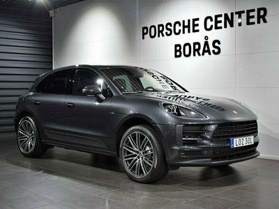 begagnad Porsche Macan / Comfort / Trailer / Nordic