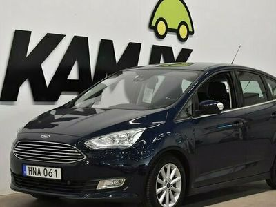 begagnad Ford C-MAX 1.6 Ti-VCT   LPG   S&V Hjul 2016, Personbil Pris 98 800 kr