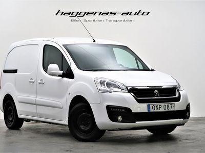 begagnad Peugeot Partner 1.6 BlueHDi / 99hk / PDC / Drag