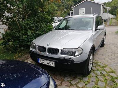 begagnad BMW X3 sv såld ny bes 3.0 drag -05