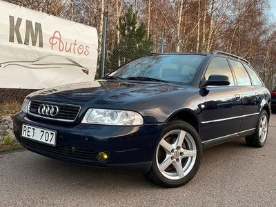 begagnad Audi A4 Avant 1.8 T quattro 180hk