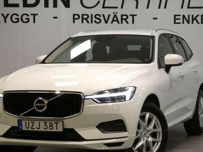 begagnad Volvo XC60 B4 AWD Aut8 Momentum VOC Navi 197hk