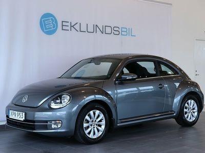 gebraucht VW Beetle 1.2 TSI Komfortpaket (105hk)