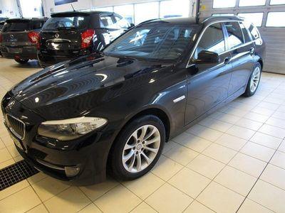 begagnad BMW 530 D M-sport -12