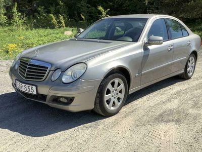 begagnad Mercedes E200 E-KlassKompressor W211 Classic