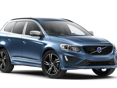 begagnad Volvo XC60 D4 Classic R-Design 2017, SUV 289 000 kr