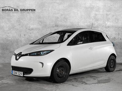 begagnad Renault Zoe R240 88 hk Intens A Batterihyra
