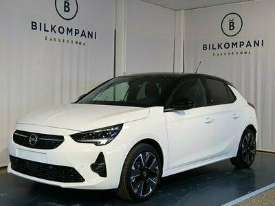 begagnad Opel Corsa e DESIGNLINE E136 2020, Halvkombi Pris 380 500 kr