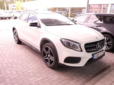 begagnad Mercedes GLA220 d 4M 220d 4-matic AMG-line