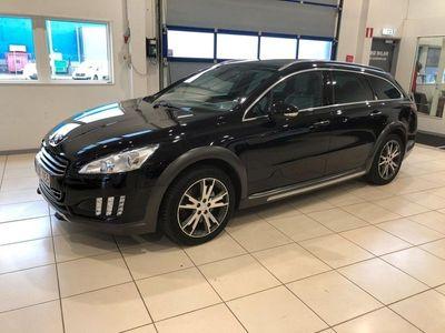 begagnad Peugeot 508 SW RXH 2.0 Hybrid4 Automat 200hk