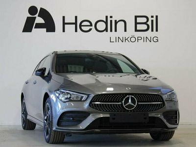 begagnad Mercedes CLA250 AMG BURMESTER Panoramataklucka PANEL