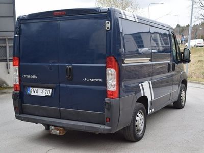 begagnad Citroën Jumper III 2.2 HDI 100hk AC WEBASTO -09