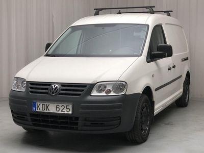 gebraucht VW Caddy Maxi 1.9 TDI Skåp (105hk)