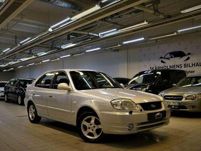 begagnad Hyundai Accent 1.6 105hk 9000MIL SVENSK