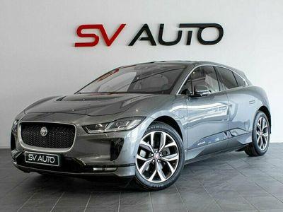 begagnad Jaguar I-Pace EV400 HSE AWD Fullutrustad 400hk