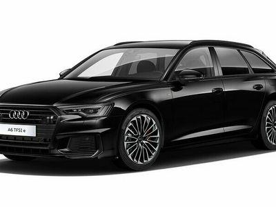 begagnad Audi A6 Laddhybrid