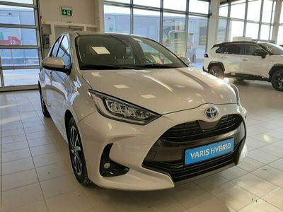begagnad Toyota Yaris Hybrid Active Plus