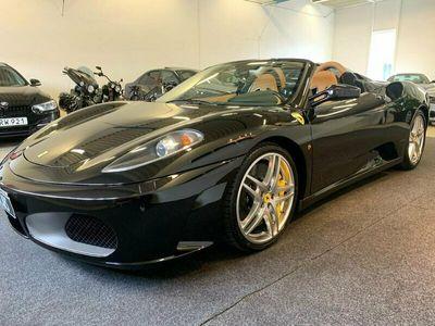 begagnad Ferrari F430 Spider 4.3 Sv-Såld