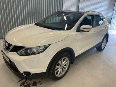 begagnad Nissan Qashqai 1.5 dCi Euro 6 110hk PANORAMA TAK