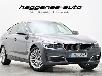 begagnad BMW 320 Gran Turismo d / 190hk / Luxury Line / Drag