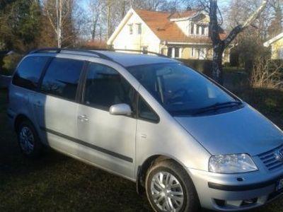 begagnad VW Sharan 1.9 tdi 110hk 4 hjulsdriven -01