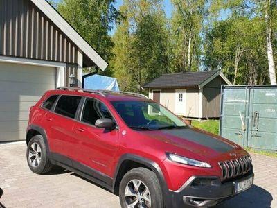 begagnad Jeep Cherokee KL