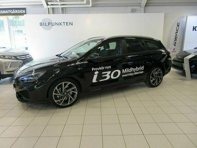 begagnad Hyundai i30 Kombi 1.5 T-GDi DCT MHEV N Line Teknik + Assistanspaket