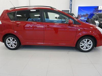 begagnad Toyota Corolla Verso 1.8 VVT-i 7-sits