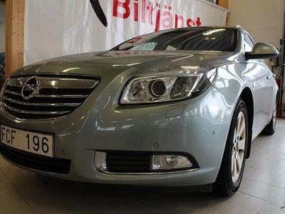 begagnad Opel Insignia 4x4 2,0 D -11