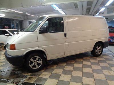 begagnad VW Transporter 2.5 TDI Baseline 88hk NY BESIKTIGAD