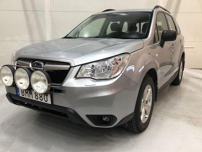 begagnad Subaru Forester 2.0D 2014, Kombi 125 000 kr