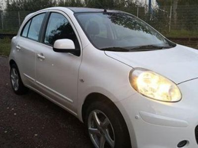 used Nissan Micra 1,2 DIG-S Tekna, Automat -12