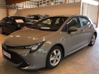 begagnad Toyota Corolla Hybrid 1.8 Active 5dr