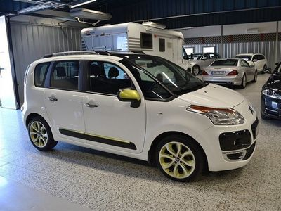 begagnad Citroën C3 Picasso 1.6 HDi Manuell, 92hk