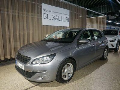 gebraucht Peugeot 308 1.2 130hk Active Automat Euro 6 Sommar Vinterhjul