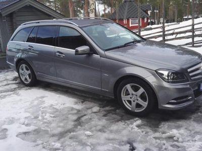begagnad Mercedes C250 cdi 4matic -12