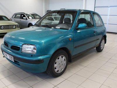 used Nissan Micra 3-dörrar 1.3 75hk Kamkedja